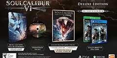 E3:《灵魂能力6》曝发售日 10月19日登陆三大平台!