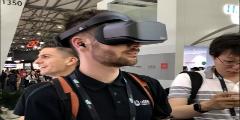 CES Asia 2018:搭载世界上最大银幕的iQUT未来影院亮相