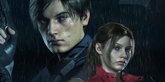 《生化危机2:重制版》年轻里昂回归 但是脸变形了