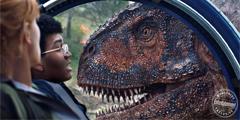"""《侏罗纪世界2》登场的恐龙们 重爪龙""""翘臀""""很显眼"""