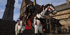 """""""骑战""""怎么能没有马呢 在《战意》中做个有马真男人"""