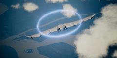 E3:《皇牌空战7》新预告 雷雨天气激烈飞行交战!