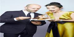 """""""郭达""""杰森·斯坦森端午节吃粽子 感受中国传统文化"""