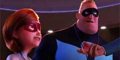 《超人总动员2》全球首周2.31亿登顶全球票房榜冠军