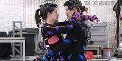 《美国末日2》艾莉激吻镜头怎么拍?狂吻空气好尴尬