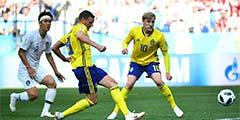 VAR判点球格兰奎斯特破门立功 瑞典1-0击退韩国