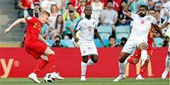 比利时3-0胜巴拿马 默滕斯破门得分卢卡库扩大优势