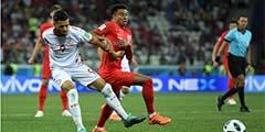 英格兰2-1获胜 凯恩梅开二度绝杀突尼斯