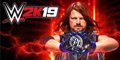 《WWE 2K19》封面公布 10月发售更有百万奖金挑战