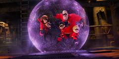 闪光镜头或引发癫痫 《超人总动员2》发布放映提示函