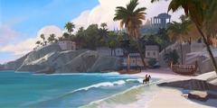 《刺客信条:奥德赛》新情报 地图系列最大但一半是海