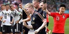 世界杯第十日前瞻 红魔剑指三分!韩国德国背水之战