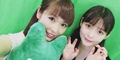 日本美女声优上坂堇、渕上舞合照 可爱笑容吸人眼球