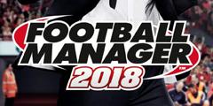 模拟经营《足球经理2018》官方中文绿色版下载发布!