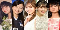 日本新时代人气女星TOP10 小姐姐肤白貌美活力四射!