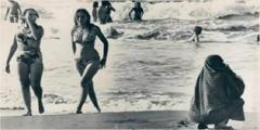 各个都是性感尤物 老照片带你看海滩上的选美比赛!