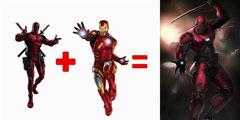 活久见!漫威与DC打破次元壁,超级英雄合体是啥样?