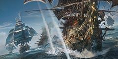 育碧海盗题材游戏《碧海黑帆》丰富海战玩法系统详情