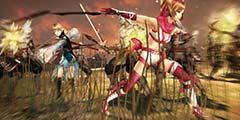 """《无双大蛇3》Fami情报 雅典娜及""""神器""""系统公布"""