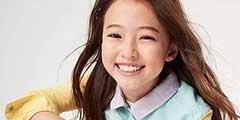萝莉控们怎么能放过!10岁韩美混血女孩正式签约出道