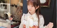 韩国第一美少女Yurisa公主风美照 女神穿什么都好看!