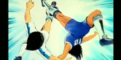 《足球小将》逆天技能不只是猜想 这些动作真的有!