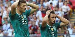 世界杯期间德国队沉迷游戏 领队要求酒店关闭WIFI!