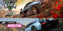 粉丝用GTA5完美还原《FZ地平线4》预告!相当走心