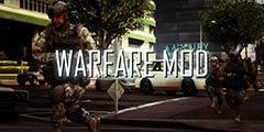 """《GTA5》""""战争MOD""""发布 支持20VS20单机作战!"""