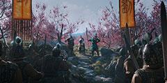 《全面战争:三国》许褚人设图 身形高大、膂力惊人