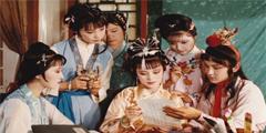 1987年《红楼梦》演员高清美照 绝版珍藏 惊艳时光!