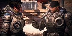 《战争机器5》新敌人曝光!典狱官手持双斧残暴亮相