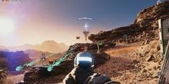 《孤岛惊魂5》迷失火星DLC演示 宛如一款科幻新作