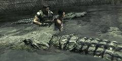 《生化危机2:重制版》巨型鳄鱼最难制作 差点取消