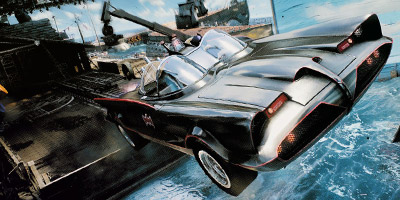"""79年的风驰电掣:陪伴蝙蝠侠行侠仗义的""""汗血宝马""""们"""