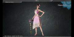 《真三8》新款服装DLC上线Steam 7位美女身穿肚兜