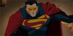 DC新片《超人之死》续集预告首曝 黑化大超大战钢人
