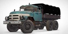 《绝地求生》新载具六轮大卡车曝光 至少包容10个人
