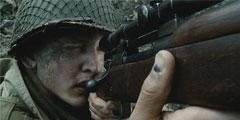 盘点电影史上最强狙击手,《拯救大兵瑞恩》上榜