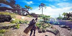 《怪物猎人世界》PC版运行测试 多款配置测帧数表现