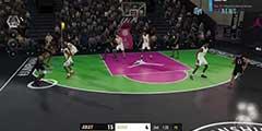《NBA Live 19》生涯模式超长演示 走上人生巅峰!