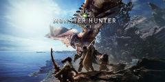 《怪猎世界》Steam版发售数小时内玩家人数一路飙升