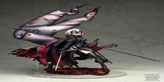 《Fate/Grand Order》黑贞手办:黑丝美腿十分抢眼!