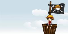 《海贼王》913话图解:路飞状况不断 霍金斯成占卜王