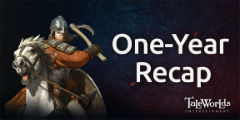 《骑马与砍杀2》开发日志周年回顾 !仍未确定发售日