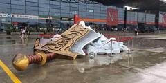 "CJ2018:被台风吹断的""屠龙宝刀""竟然又回来了!"
