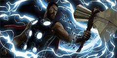 《复仇者联盟3》未曝光概念图 奇异博士被灭霸KO!