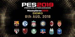 PC《实况足球2019》最高画质游戏截图 FOX引擎很强
