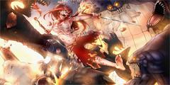 《妖精的尾巴》百年任务:封印基尔缇娜的五神龙!