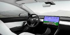 真·老司机游戏!特斯拉汽车触摸屏将搭载雅达利游戏!
